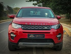 Land Rover Discovery Sport TD4 SE 7S AT in New Delhi