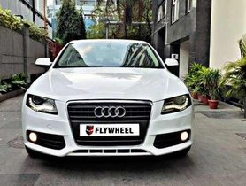 Used Audi A4 35 TFSi Premium 2010 AT for sale in Kolkata