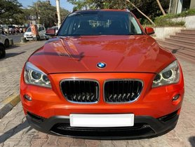 2015 BMW X1 sDrive 20d xLine AT for sale at low price in Pune