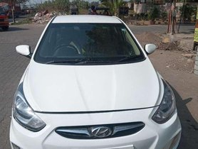 Hyundai Verna Fluidic 1.6 CRDi SX, 2012, Diesel MT for sale in Goregaon
