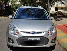 Ford Figo Diesel Titanium 2013 MT for sale in Bangalore