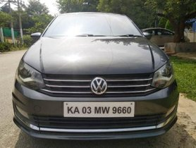 Volkswagen Vento 2015-2019 1.5 TDI Highline AT for sale in Bangalore