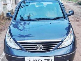 Tata Indica Vista VX Quadrajet BS IV, 2012, Diesel MT for sale in Kumbakonam