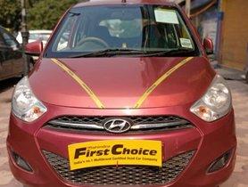 Used Hyundai i10 Magna 1.2 MT car at low price in Faridabad