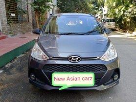 Hyundai Grand i10 2017 Sportz MT for sale in Bangalore