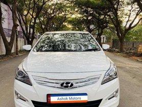 2012 Hyundai Verna 1.6 CRDi SX AT for sale in Pune