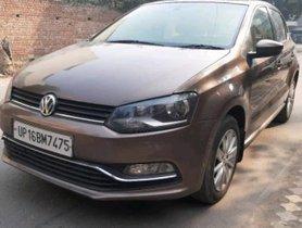 Used Volkswagen Polo 1.5 TDI Highline MT car at low price in New Delhi