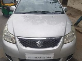2011 Maruti Suzuki SX4 MT for sale at low price in Ahmedabad