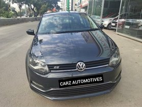 Used Volkswagen Polo GT TSI AT car at low price in Bangalore