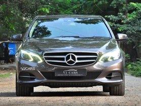 Mercedes-Benz E-Class 2013-2015 E250 CDI Launch Edition AT for sale in Chennai