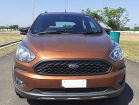 Used Ford Freestyle Titanium Diesel 2018 MT for sale in Thanjavur