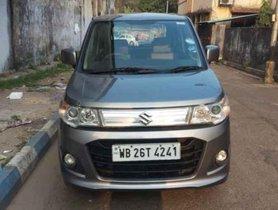 Used Maruti Suzuki Wagon R Stingray MT car at low price in Kolkata