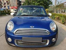 Mini Cooper Hatch AT in New Delhi