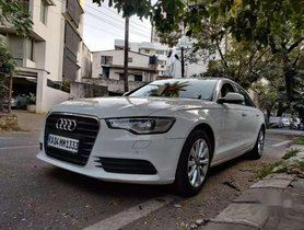 2013 Audi A6 MT for sale in Ooty