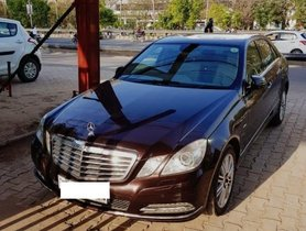 Mercedes-Benz E-Class 2009-2013 220 CDI AT for sale in Gurgaon
