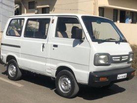 2009 Maruti Suzuki Omni MT for sale at low price in Bangalore