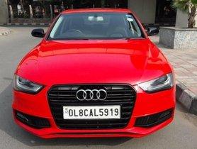 2016 Audi A4 35 TDI Premium AT for sale in New Delhi