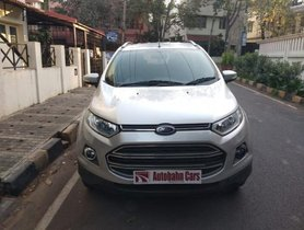 Used 2017 Ford EcoSport 1.5 Diesel Trend Plus MT for sale in Bangalore