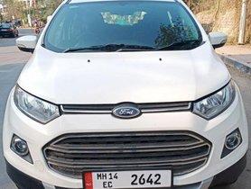 Used Ford EcoSport 1.5 DV5 MT Titanium car at low price in Pune