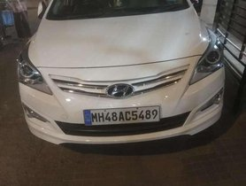 2015 Hyundai Verna 1.6 VTVT SX AT for sale in Goregaon