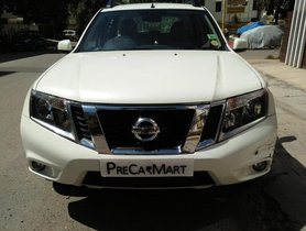 Nissan Terrano Version XL 85 PS 2013 MT for sale in Bangalore