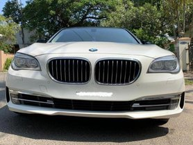 Used 2014 BMW 7 Series AT 2007-2012 for sale in Chennai