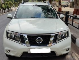 Used Nissan Terrano XL 85 PS MT car at low price in Surat