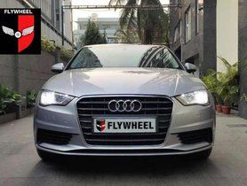 Audi A3 35 TDI Premium + Sunroof, 2015, Diesel AT for sale in Kolkata