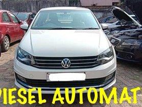 2016 Volkswagen Vento AT for sale at low price in Kolkata