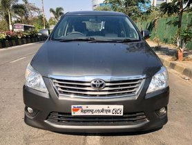Used Toyota Innova  MT 2004-2011 car at low price in Mumbai