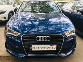 Used 2015 Audi A3 Cabriolet  40 TFSI Premium Plus AT for sale in New Delhi