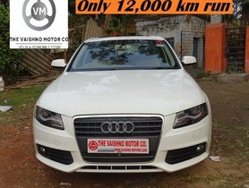 Audi A4 2008-2014 2.0 TDI AT for sale in Kolkata
