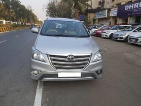 Toyota Innova 2014 MT for sale in Mumbai - Maharashtra