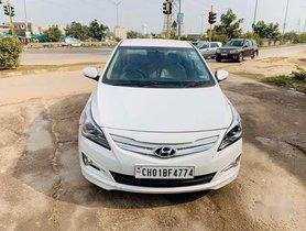 2016 Hyundai Verna MT for sale at low price in Kharar