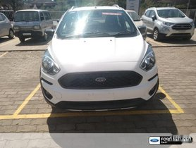 2018 Ford Freestyle Titanium Plus Petrol MT for sale at low price in Mangalore
