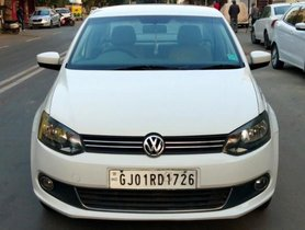 Volkswagen Vento 2010-2013 Petrol Highline AT for sale in Ahmedabad