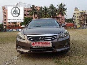 Honda Accord 2011-2014 2.4 M/T for sale in Kolkata