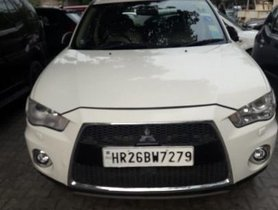 Mitsubishi Outlander 2.4 AT 2012 in New Delhi
