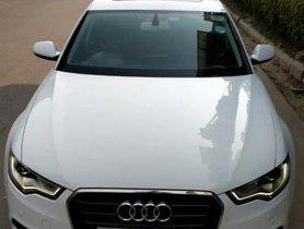 Audi A6 2011-2015 2.0 TDI Premium Plus AT for sale in Gurgaon