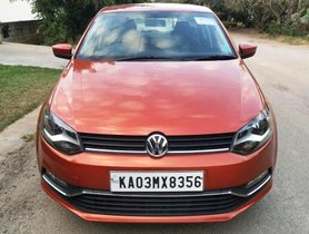 Volkswagen Polo 2015-2019 1.5 TDI Highline MT for sale in Bangalore