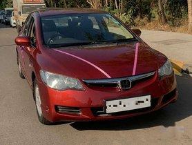 Used 2007 Honda Civic AT car at low price in Mumbai