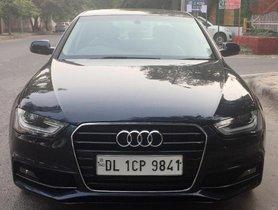 Audi A4 2014-2016 2.0 TDI 177 Bhp Premium Plus AT for sale in New Delhi