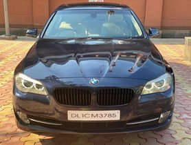Used 2011 BMW 5 Series 2003-2012 520d MT for sale in New Delhi