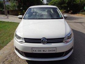 Volkswagen Vento 2010-2013 Petrol Highline MT for sale in Bangalore