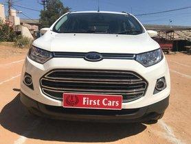 Ford EcoSport 1.5 Diesel Titanium Plus 2017 MT for sale in Bangalore