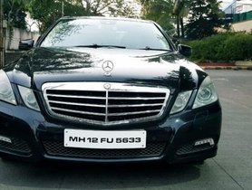 2010 Mercedes Benz E-Class Version E 250 Elegance AT 2010 for sale at low price in Pune - Maharashtra