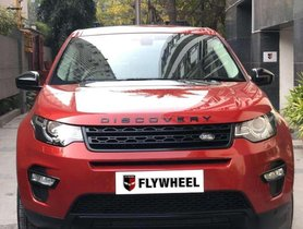 2016 Land Rover Discovery AT for sale at low price in Kolkata