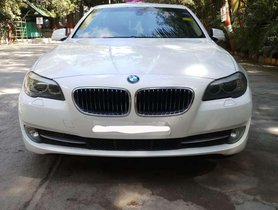 Used 2010 BMW 5 Series MT for sale in Pune