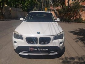 BMW X1 sDrive20d 2012 AT for sale in Bangalore