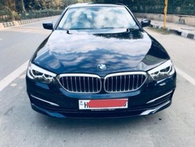 BMW 5 Series AT 2019 in New Delhi